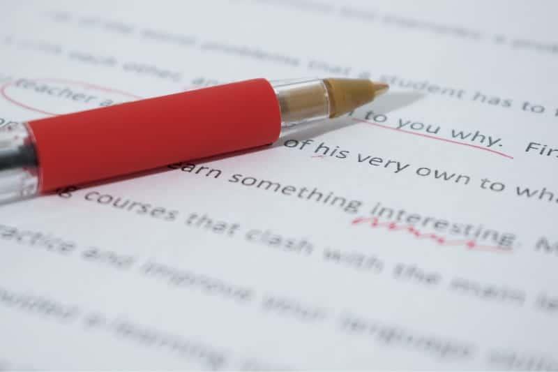 Free HESI A2 Grammar Practice Test