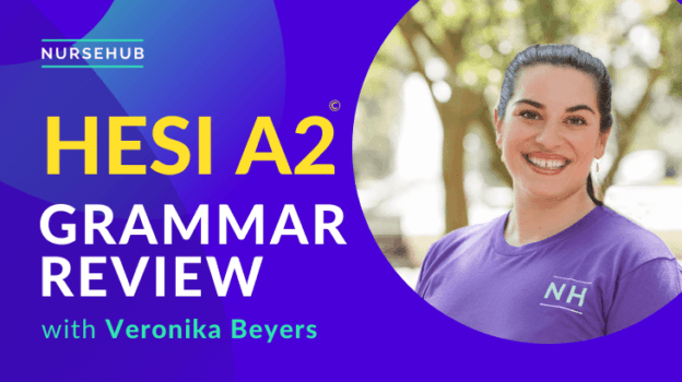 HESI A2 Grammar Review with Veronika Beyers - Featured Image